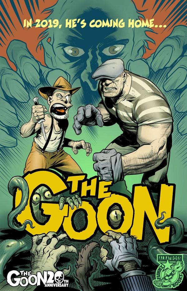 The Goon #1 par Eric Powell