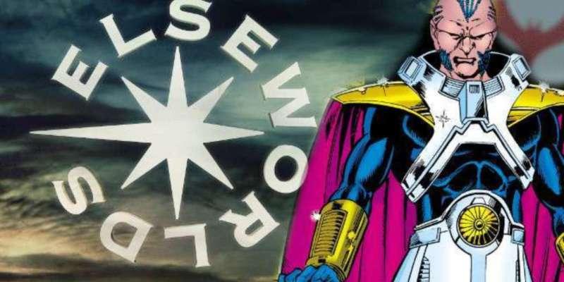 LaMonica Garett est The Monitor pour le crossover Elseworlds