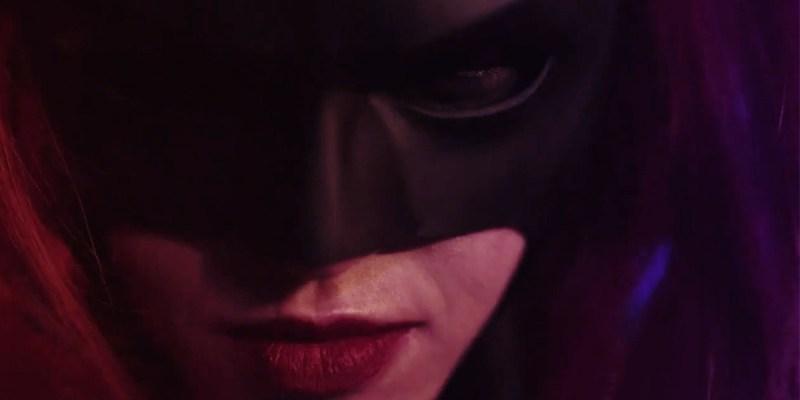 Batwoman dans le crossover Elsworlds de l'Arrowverse