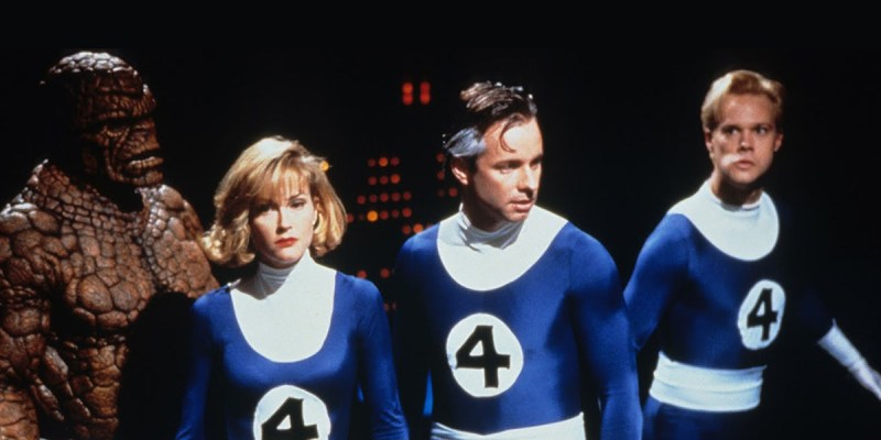 Le film Fantastic Four par Roger Corman en 1994