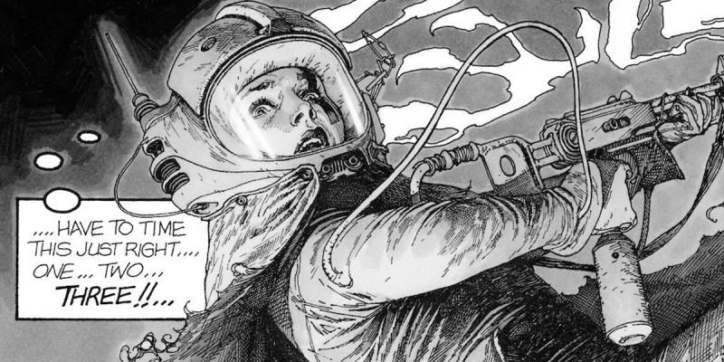 Spacegirl par Travis Charest