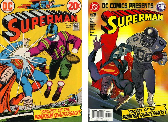 Superman #264 et DC Comics Presents Superman #1