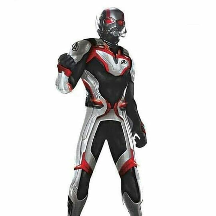 Ant-Man dans Avengers 4
