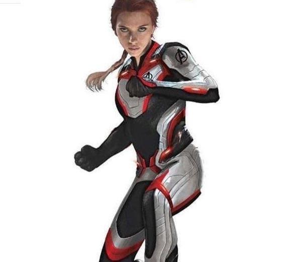Black Widow dans Avengers 4