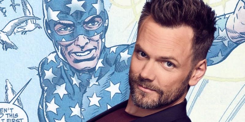 Joel McHale est Starman dans la série Stargirl de DC Universe