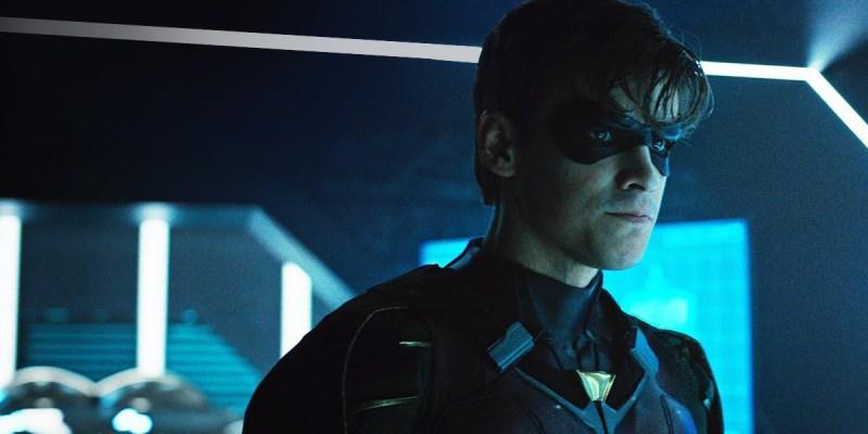 Titans sur Netflix