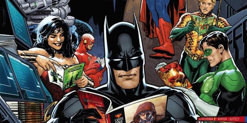 Batman et la Justice League