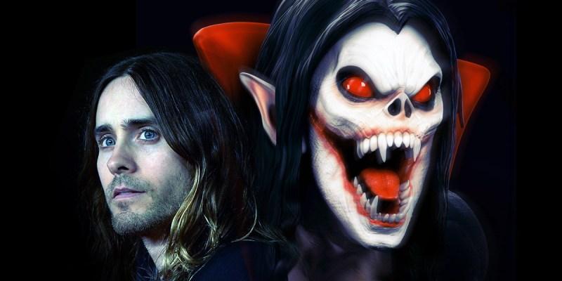 Jared Leto dans Morbius