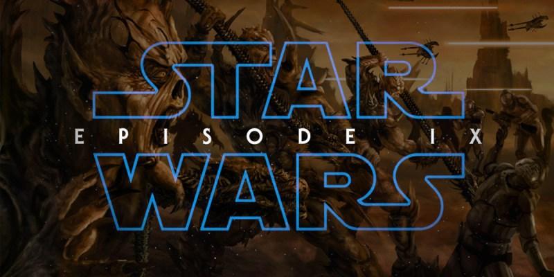 Les Grysks dans Star Wars IX ?