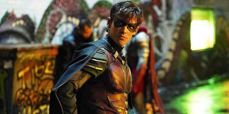 Robin dans la série Titans (DC Universe)