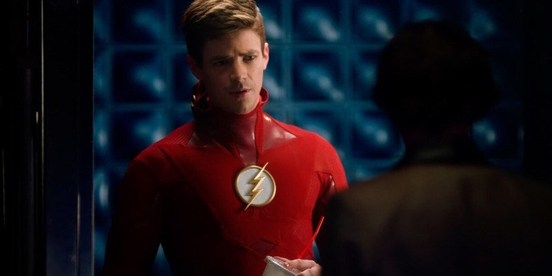 The Flash, 5×10, The Flash and the Furious