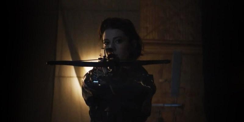 Huntress (Mary Elizabeth Winstead) dans Birds of Prey