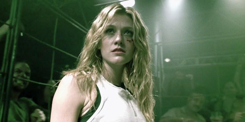 Mia Smoak (Katherine McNamara) dans Arrow