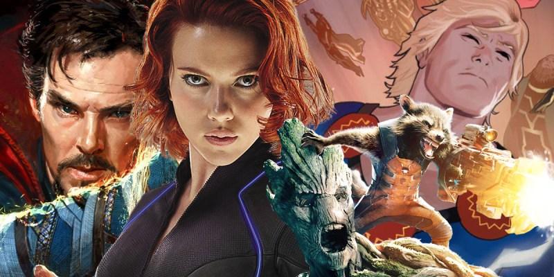 Le MCU après Avengers: Endgame
