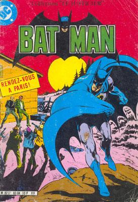 Ce livre a marqué Jérôme Wicky ! Batman : collection Le Justicier