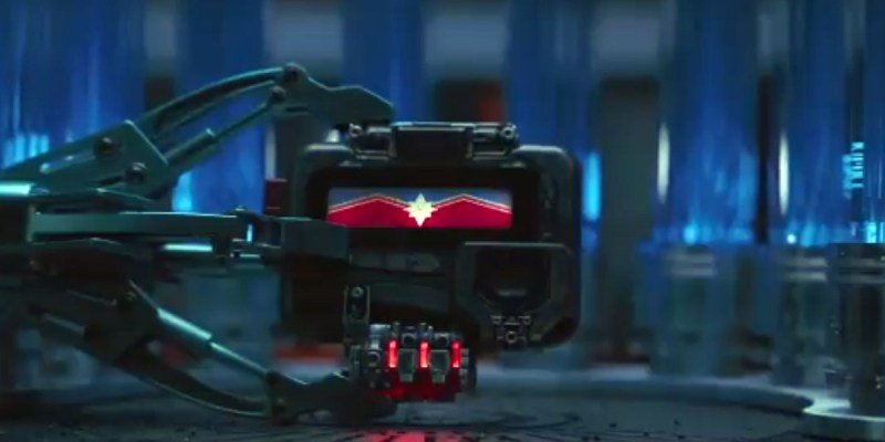 Captain Marvel (scène post-générique)