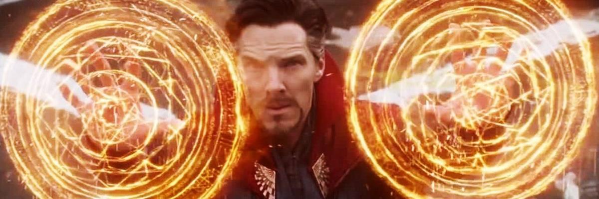 Dr Strange (Benedict Cumberbatch)
