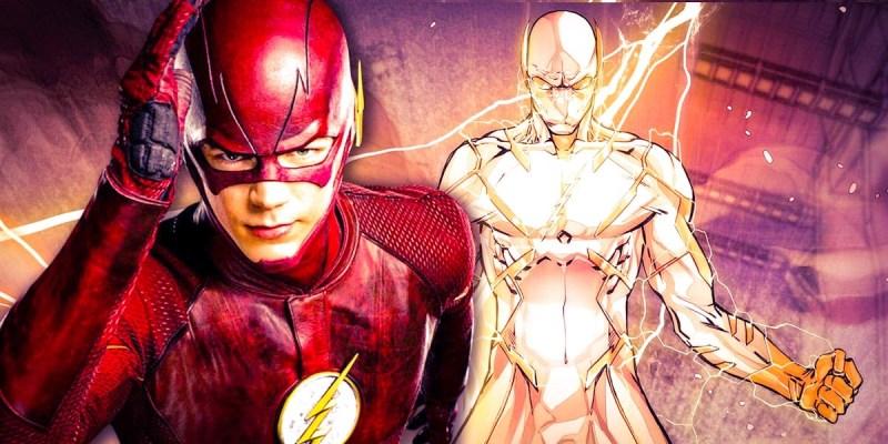 Energian Saasto—These The Flash Season 5 Godspeed Suit
