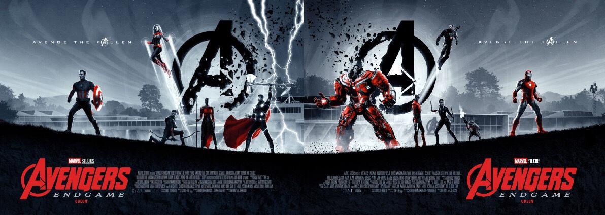 Avengers: Endgame, par Matthew Ferguson