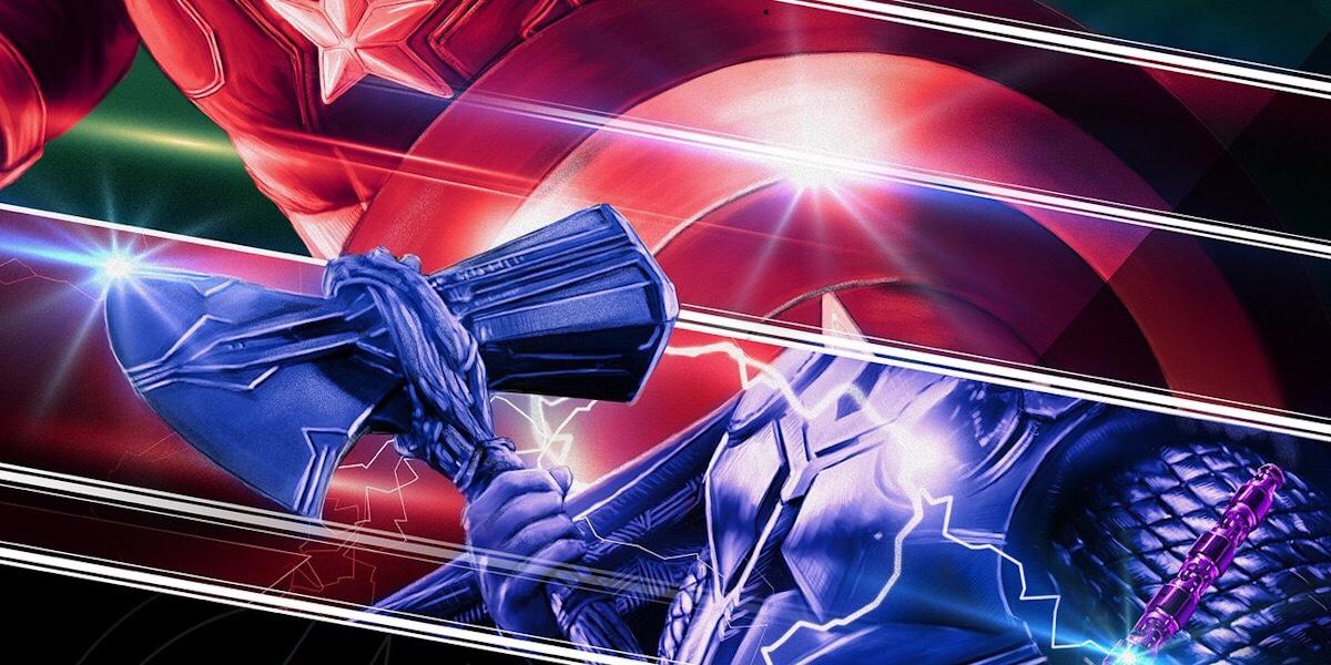 Endgamel'origine T'aime Plus J1clfk Du Que « X Je 1000 Avengers 3 CxBrdeWo