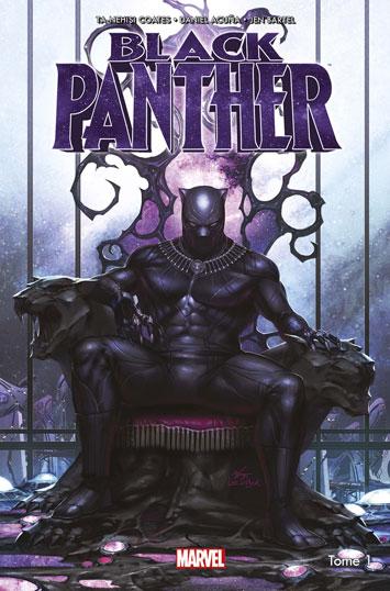 Black Panther, tome 1 (Panini Comics)