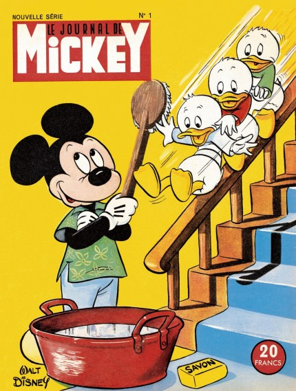 Le Journal de Mickey.