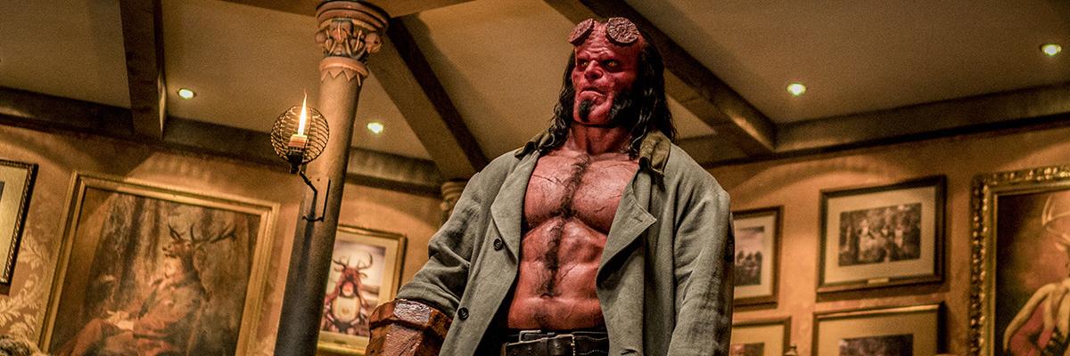 Hellboy (David Harbour)