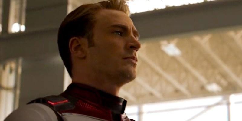 Steve Rogers alias Captain America (Chris Evans) dans Avengers: Endgame