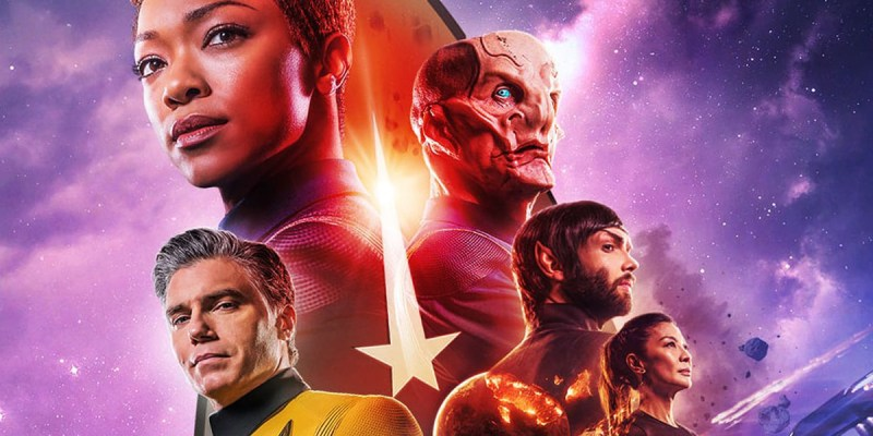 Star Trek Discovery, saison 2