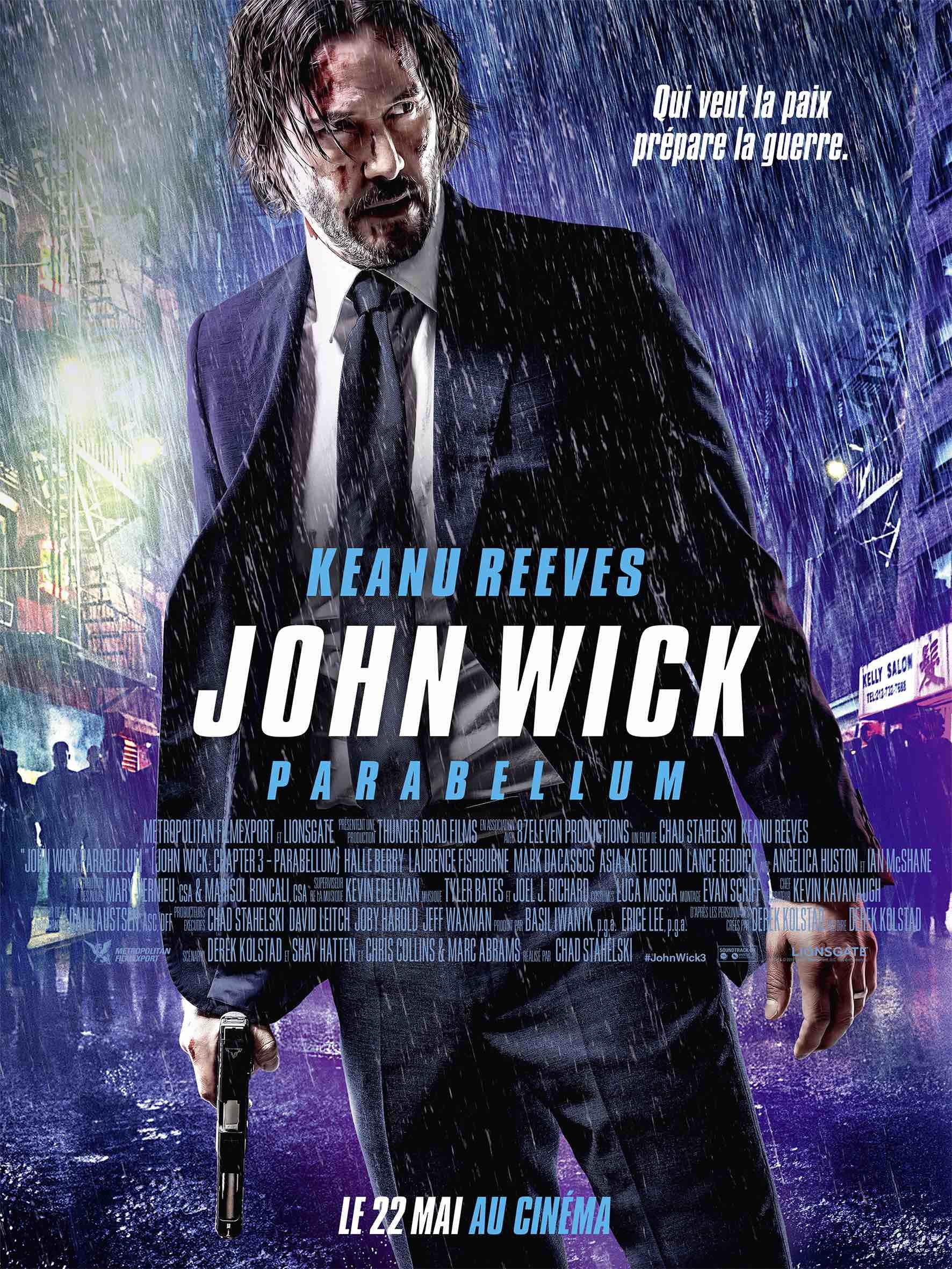 John Wick Parabellum.