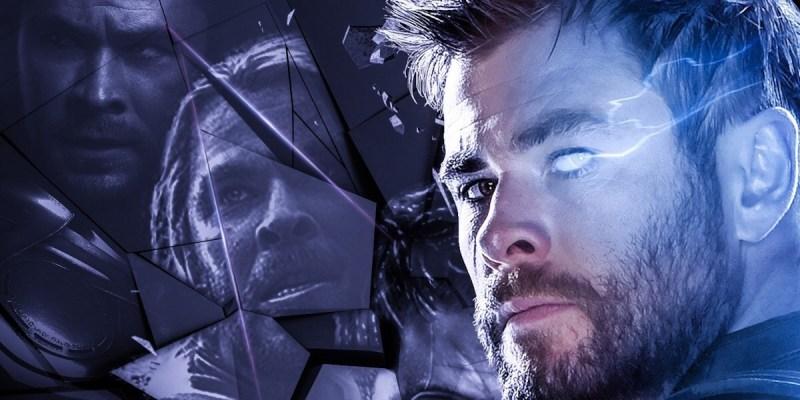 Thor (Chris Hemsworth) dans Avengers: Endgame