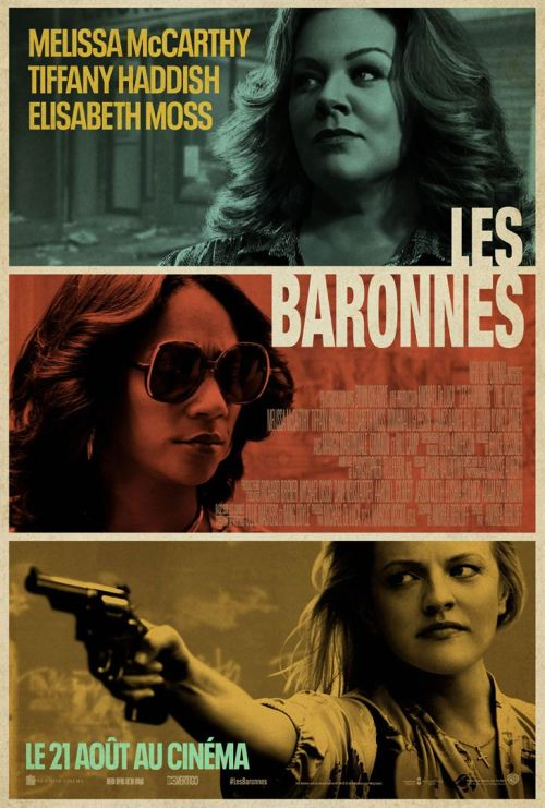 affiche Les Baronnes (The Kitchen)