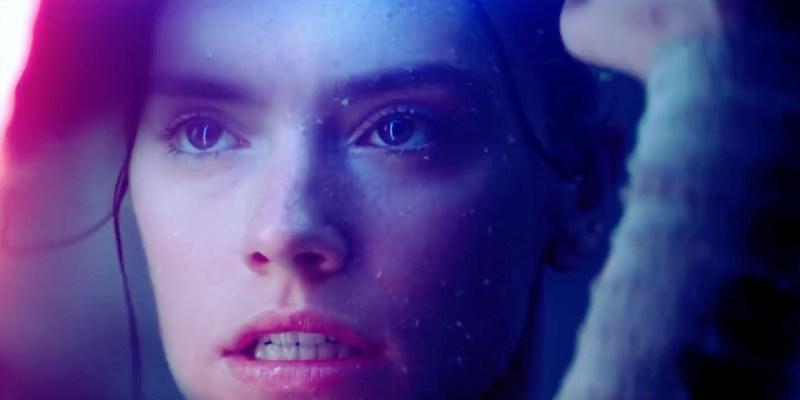 Rey (Daisy Ridley) dans Star Wars IX : L'Ascension de Skywalker