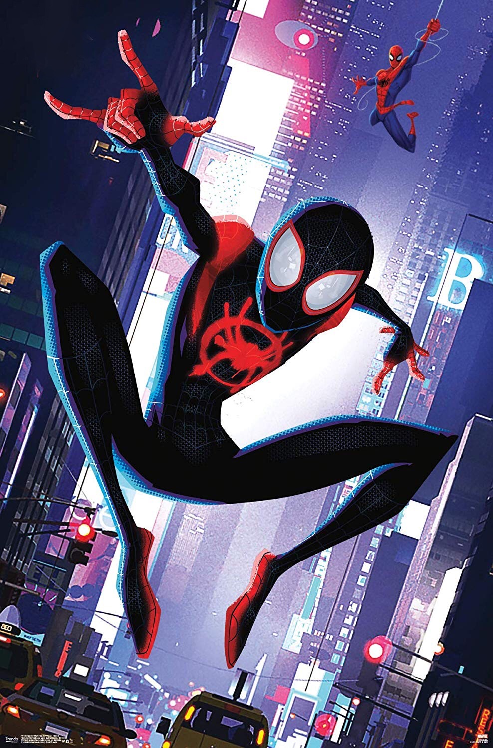 Affiche Spider-Man: New Generation 2