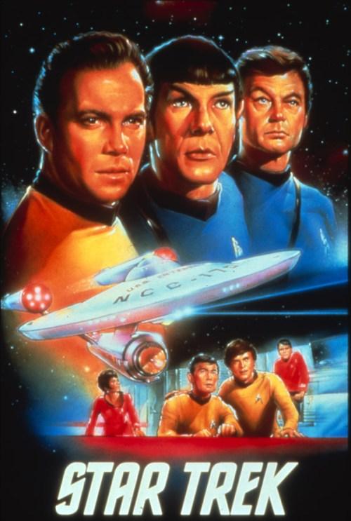 affiche Star Trek: The Original Series