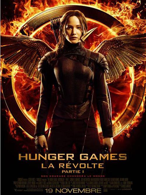 affiche Hunger Games 3 : La Révolte partie 1