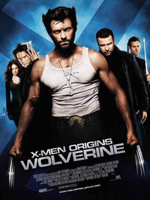 affiche X-Men Origins: Wolverine