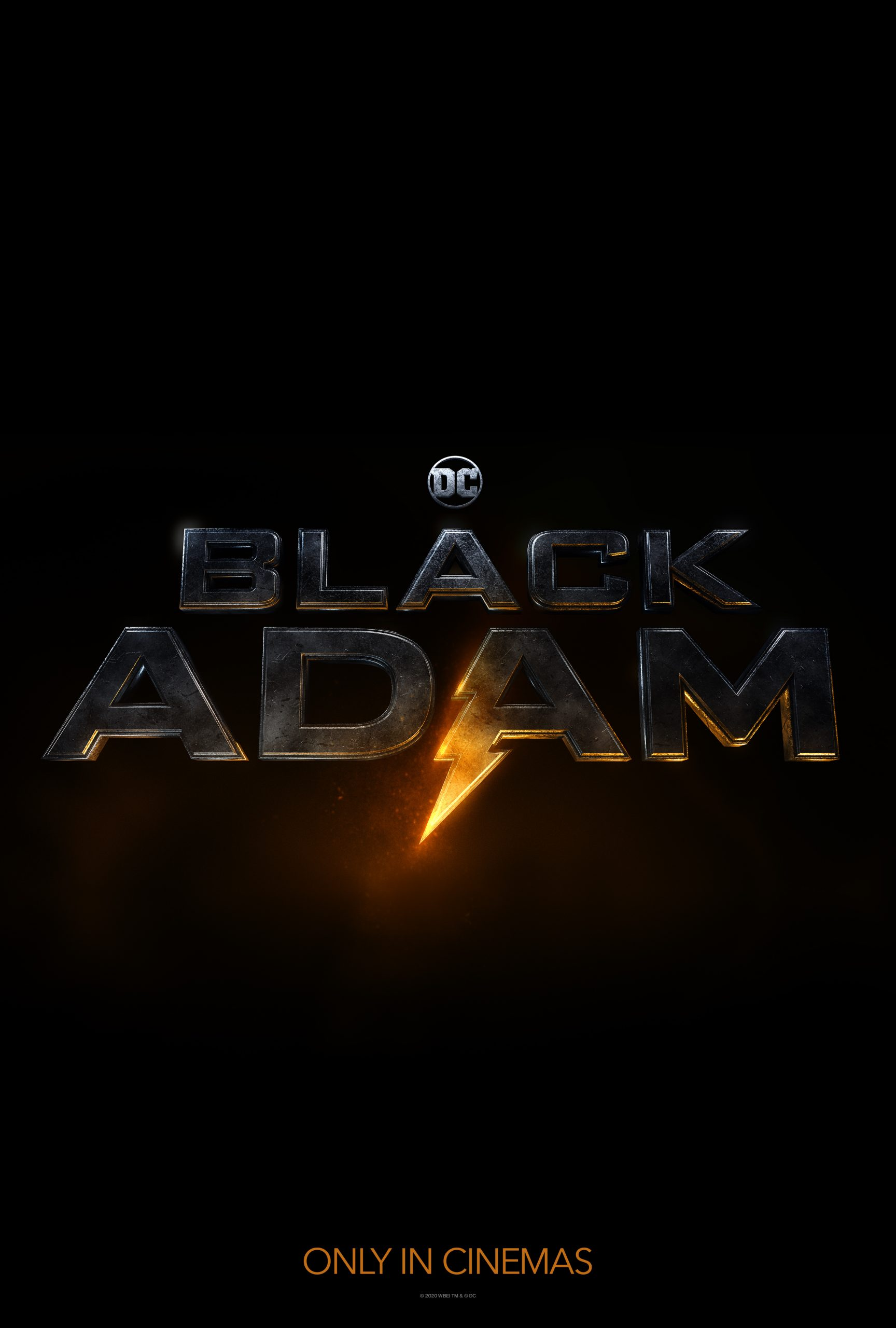 Affiche Black Adam