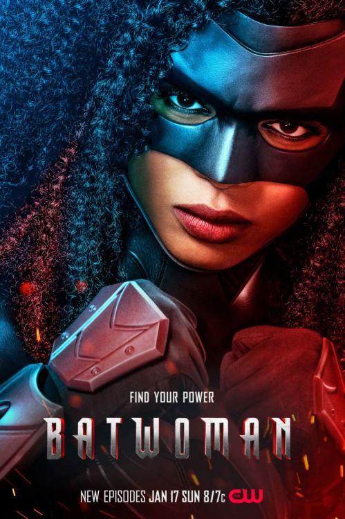 affiche Batwoman