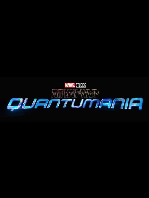 affiche Ant-Man et la Guêpe : Quantumania (Ant-Man 3)