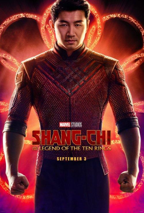 affiche Shang-Chi et la Légende des Dix Anneaux