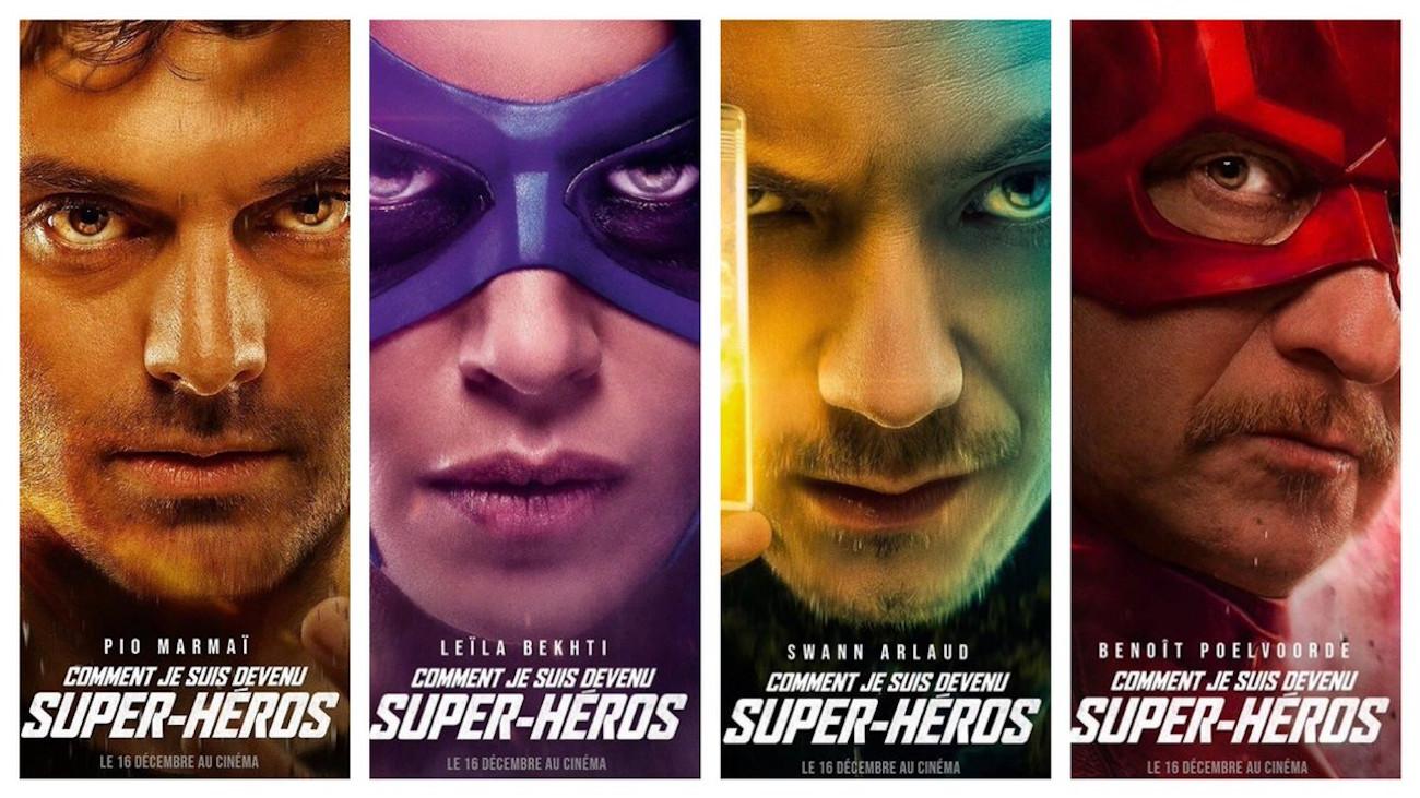 Comment je suis devenu un super-héros : le film sortira en juillet exclusivement sur Netflix