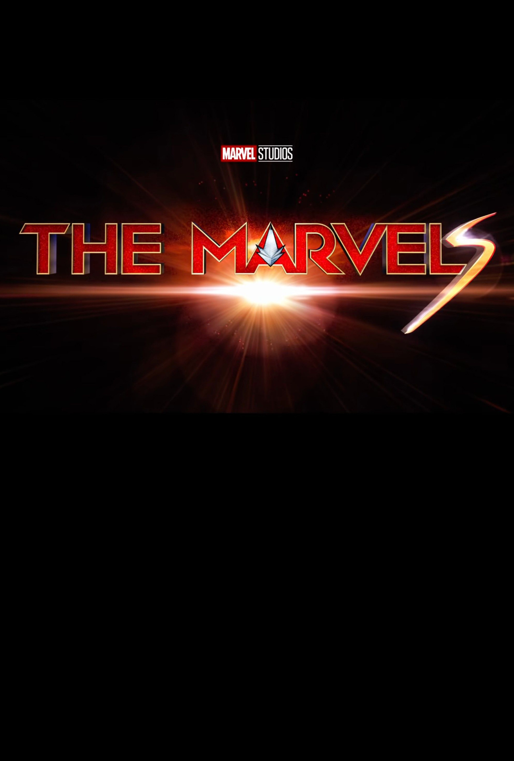 Affiche Captain Marvel 2 : The Marvels