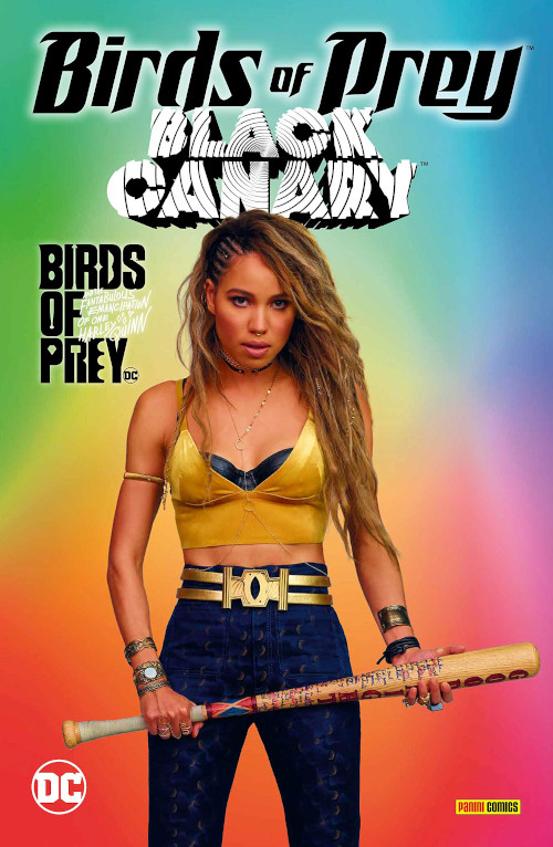 Affiche Black Canary