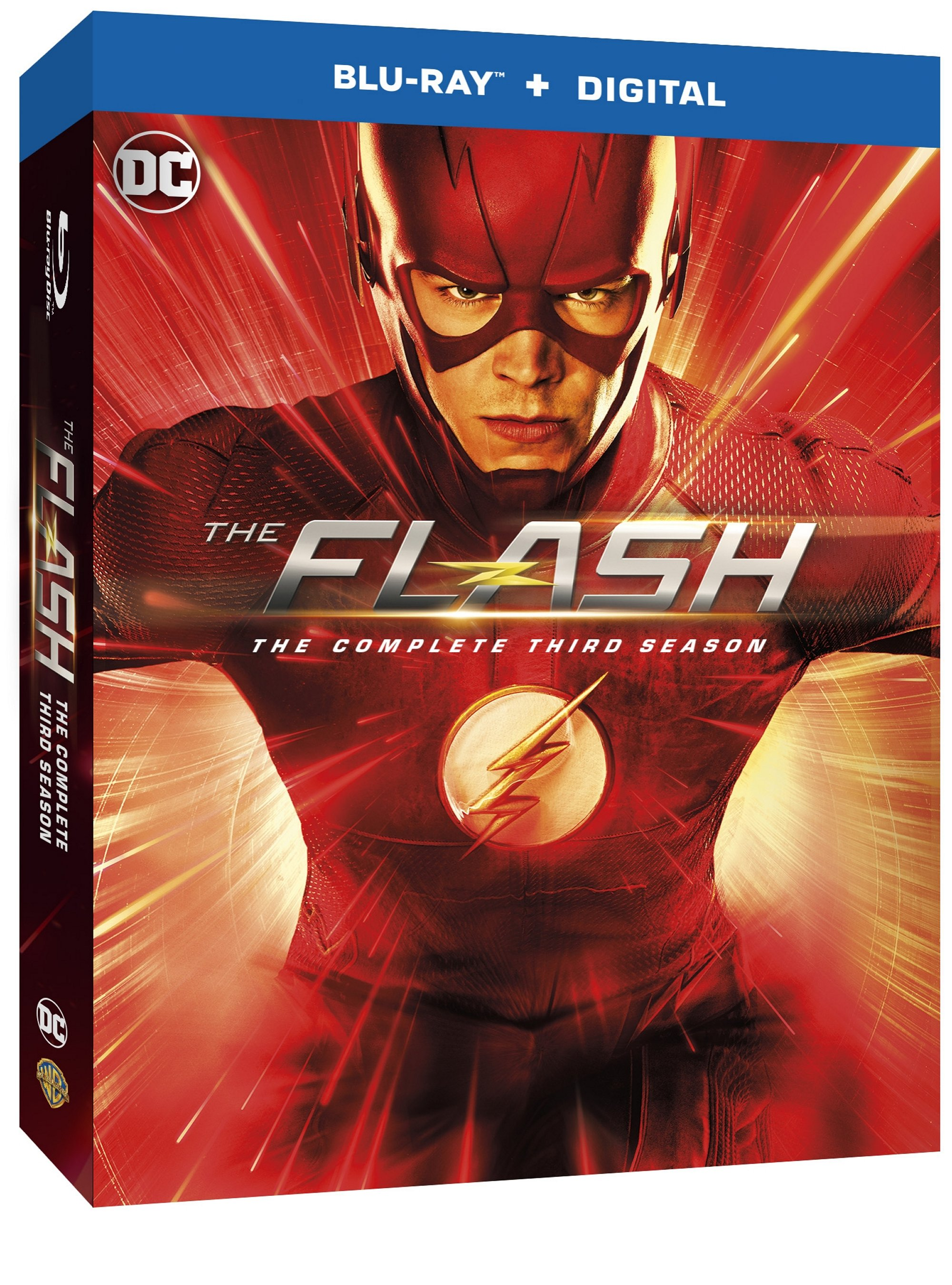 The Flash S3 BD1