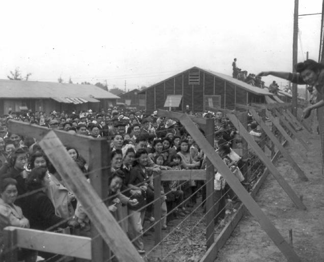 Japanese-internment-camp