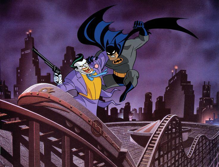 Batman_vs._Joker_Litograph