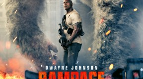 New Trailer for Dwayne Johnson's Rampage