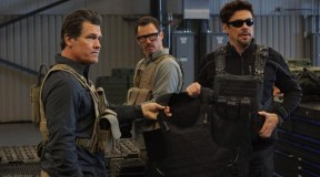 Benicio Del Toro returns for Sicario: Day of the Soldado