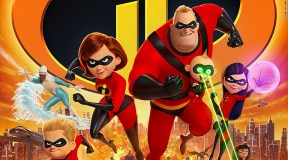 The Incredibles 2: A Fancast Review